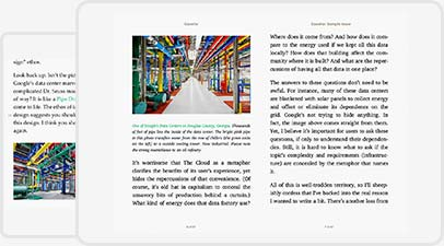 Gazette - Your favorite content in a weekly ebook